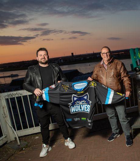 Wolves bouwt aan nieuw ijshockeyteam voor Nijmegen: 'Het is nu of nooit'