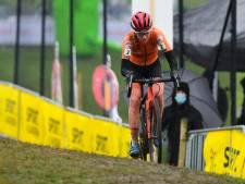 Tranen van vorig WK maken plaats voor een tevreden glimlach bij 'zilveren' Annemarie Worst uit Nunspeet