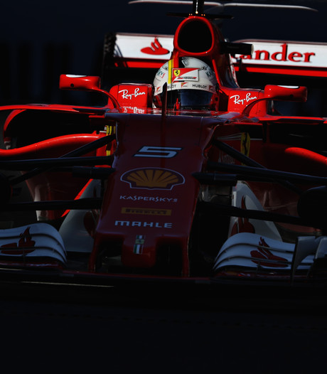 'Ferrari overheerst in Sotsji'