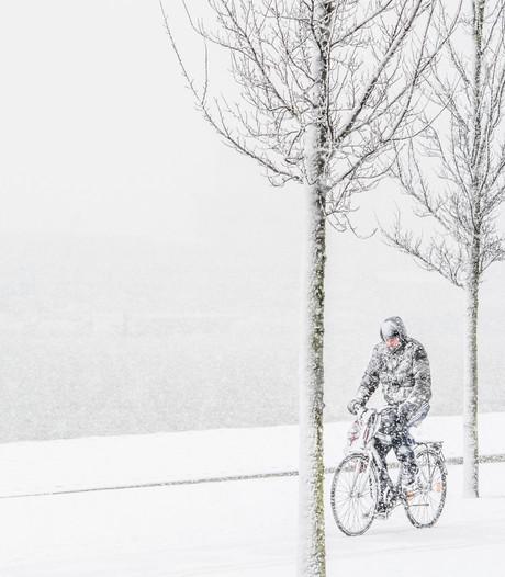 Dit gaat vandaag allemaal niet door in deze regio vanwege de verwachte sneeuw