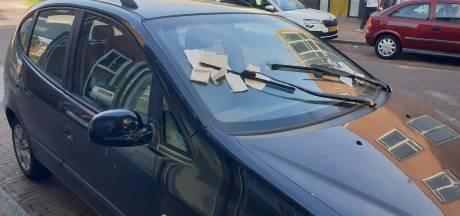 Auto met meer dan 700 euro aan parkeerboetes na maanden weggesleept: 'Hij werd maar niet opgehaald'