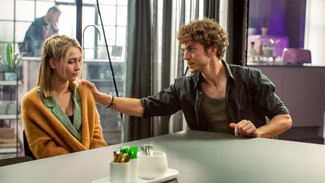 Volgende week in 'Lisa': Jonas wil Lisa (eindelijk) kussen, maar Katja is alweer spelbreekster