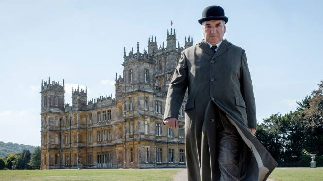 Tweede film 'Downton Abbey' verschijnt in december