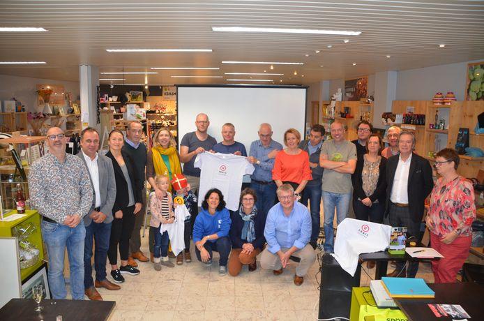 Op 1 december organiseren de 11.11.11-vrijwilligers van Kuurne samen met de gemeente voor het eerst een 11.trail in hun gemeente.