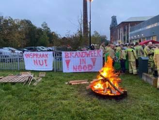 "Gentse brandweer legt werk neer: ""Die angstcultuur moet stoppen, te veel collega's hebben een burn-out"""