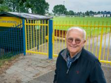 Douchen bij VV Kerkwijk? Dat deden ze 75 jaar terug met een emmer slootwater