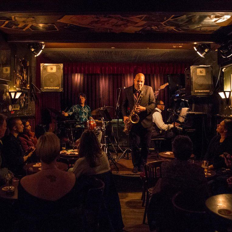 Jazzcafé Alto Beeld Carly Wollaert