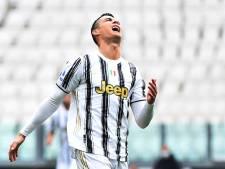 Juventus kan in topper tegen Atalanta niet beschikken over Ronaldo
