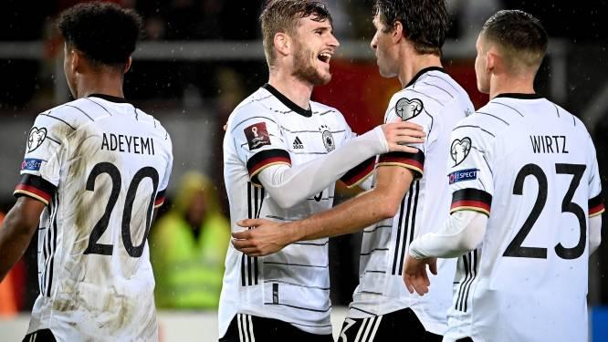 Mondial 2022: faut-il placer l'Allemagne parmi les favoris?