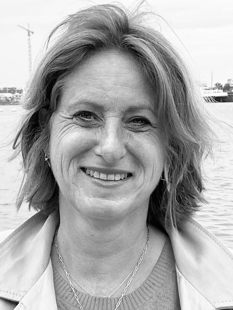 Ilona Statius Muller (51) - Huisarts - Amsterdam-West. Beeld -