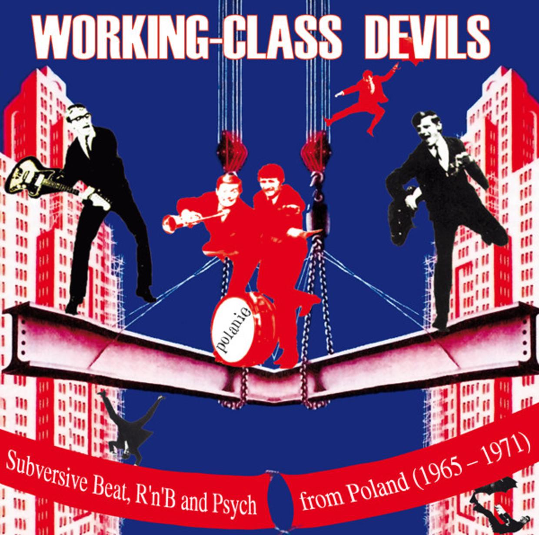 'Working-Class Devils: Subversive Beat, R'n'B & Psych from Poland (1965-1971)' (2011) Beeld RV