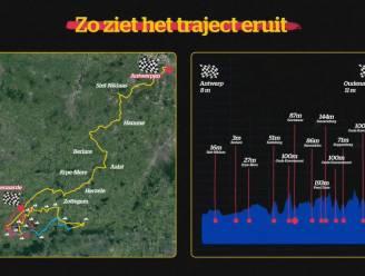 Vuurwerk gegarandeerd: zo ziet het parcours voor de 104e editie van de Ronde van Vlaanderen eruit