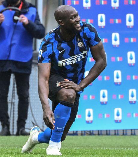 Un pas de plus vers le titre pour l'Inter et Romelu Lukaku