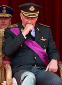 Le roi Philippe.