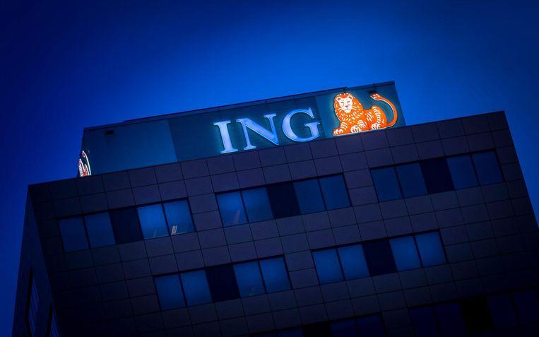 Het hoofdkantoor van ING. Beeld ANP