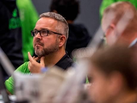 Volleybalvereniging SSS in diepe rouw na plotseling overlijden trainer Olaf Ratterman: 'Hij stond midden in de vereniging'