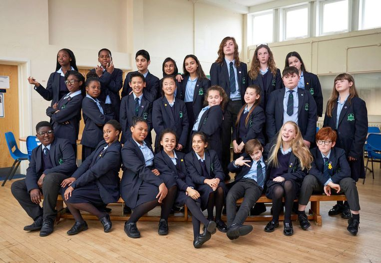 'The School that Tried to End Racism' Beeld RV