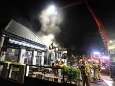 Noodlot treft restaurant in Nunspeet twee keer in korte tijd: 'Het ondenkbare is gebeurd'