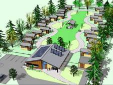 Zijn twintig tiny houses het antwoord op woningtekort in Driebergen?