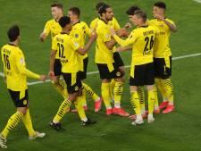 Borussia Dortmund naar finale DFB Pokal na historische eerste helft