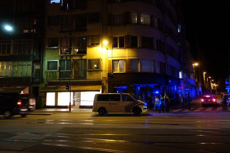 steekpartij Carnotstraat