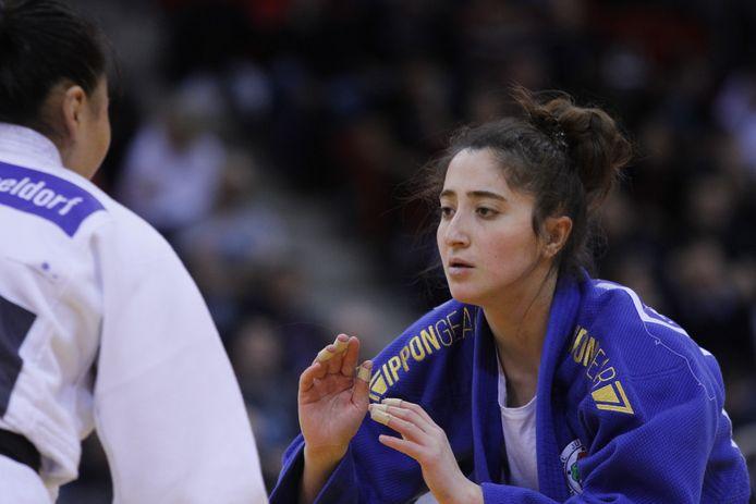 Muna Dahouk gaat in vluchtelingenteam naar OS.
