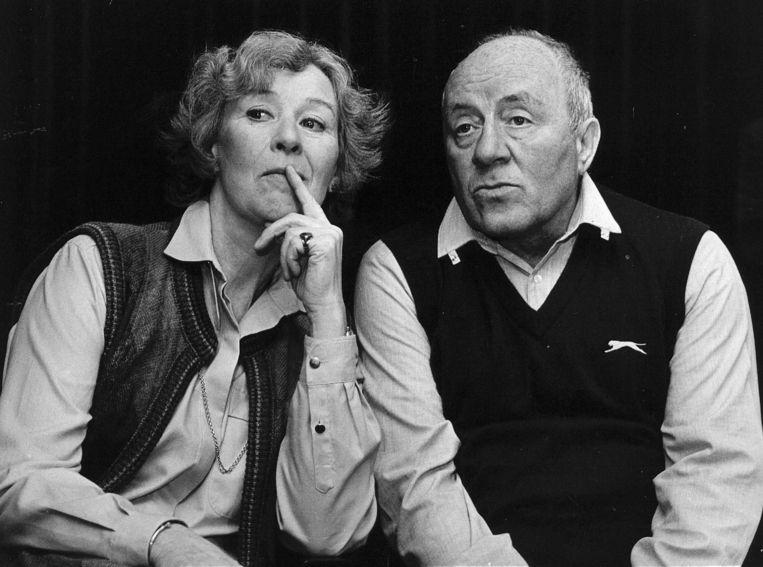 Actrice Elisabeth Andersen ontving tijdens haar zestigjarige toneelcarrière onder meer drie keer de belangrijkste toneelprijs, de Theo d'Or (in 1958, 1966 en 1984). Dat heeft geen actrice haar nog nagedaan. Beeld ANP