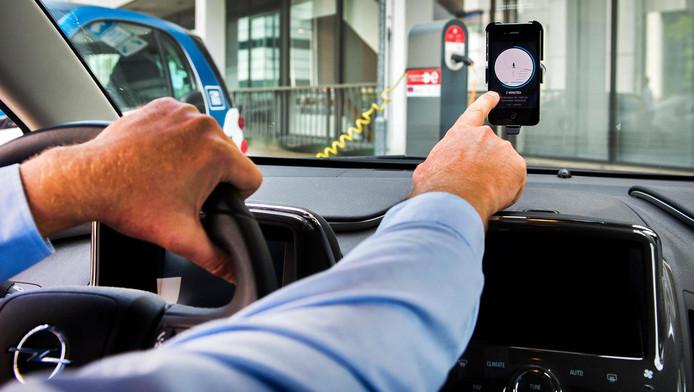 Een platform als Uber is niet meer weg te denken
