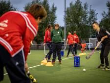 Hockey te moeilijk voor G-sporters? Bij HC Twente bewijzen ze het tegendeel