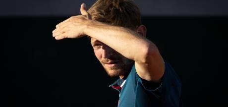 """Goffin espère être présent à Wimbledon: """"Pas aussi grave qu'à Roland-Garros"""" en 2017"""
