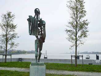 Beelden uit de collectie Kunst in de Stad krijgen opnieuw plaats in vernieuwde publieke ruimte