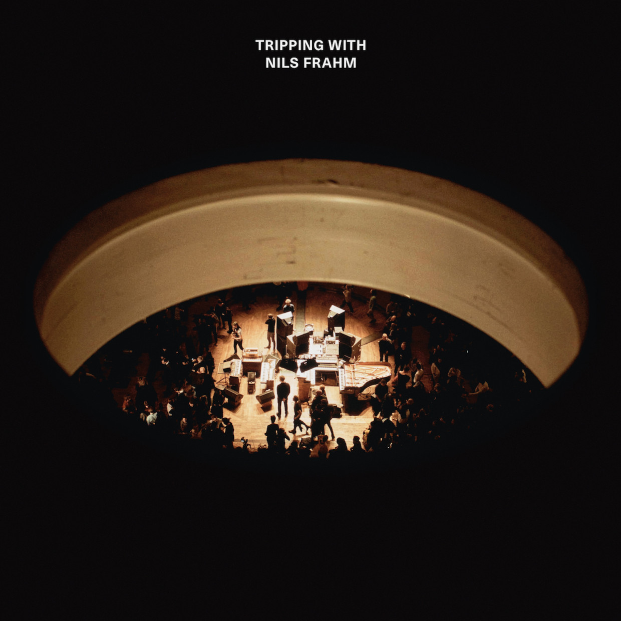 Tripping with Nils Frahm Beeld Humo