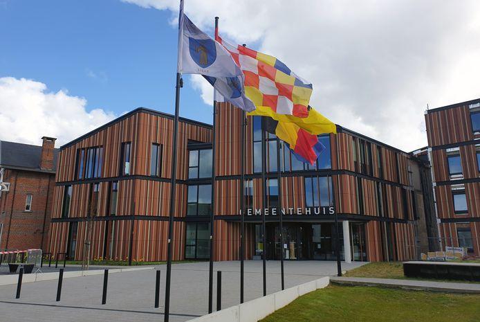 Het gemeentehuis van Lille