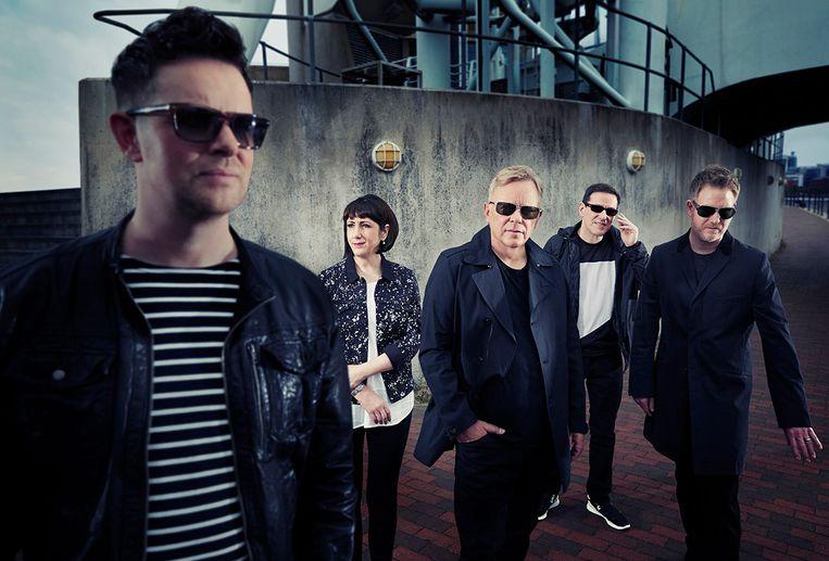 New Order Beeld K2 - Nick Wilson