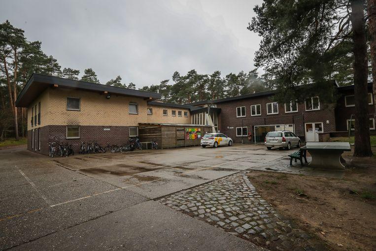 De asielzoekster verbleef in dit centrum in Heusden Zolder.  Beeld Borgerhoff