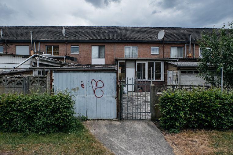 De wijk Sledderlo in Genk ligt afgelegen van alles.  Beeld Wouter Van Vooren