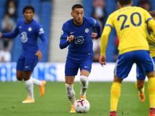 Lampard zinspeelt op Chelsea-debuut herstelde Ziyech