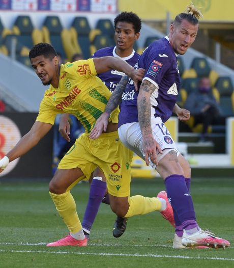Spierings en Van den Boomen lopen na goed seizoen promotie naar Ligue 1 mis met Toulouse