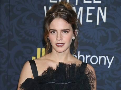 Fans geschrokken door pensioengerucht Emma Watson