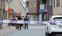 Ondergronds gaslek in Bredene. De brandweer voert metingen uit.
