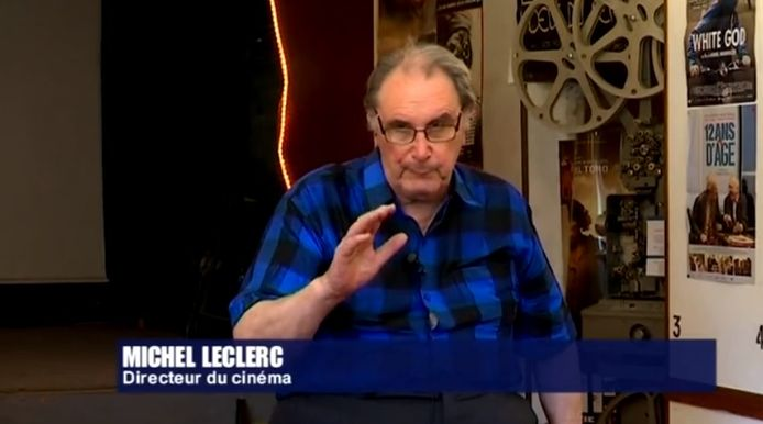 À l'origine, on trouve Michel Le Clerc, retraité de 90 ans et ancien documentariste