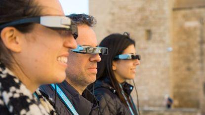 Toeristen binnenkort op pad met VR-bril in plaats van reisgids