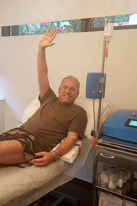 Gordon sluit weekje detoxen met succes af: 'Bam! Bijna 4 kilo afgevallen'