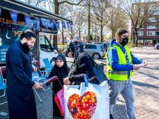 Ramadan Tour verbindt Tilburgers: 'We willen ons steentje bijdragen'