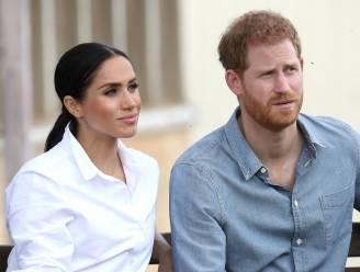 """Harry en Meghan delen kort eerbetoon aan overleden prins Philip: """"Bedankt voor je diensten"""""""