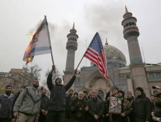 """""""Gevaar op oorlog met Iran nog niet geweken"""""""