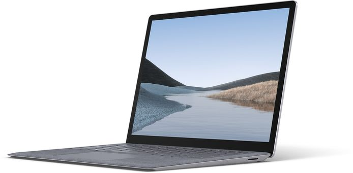 Microsoft Surface Laptop 3 i5-1035G7.