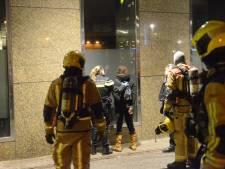 Weer brandstichting bij Tweede Kamer, een vrouw aangehouden