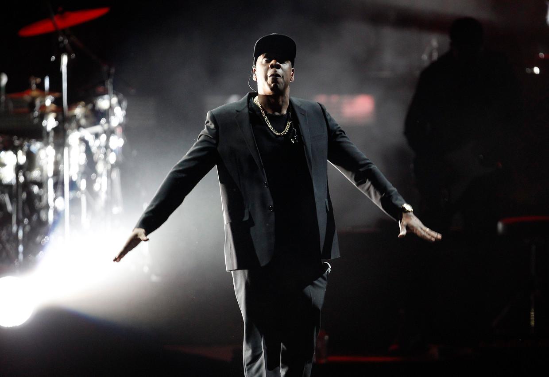Jay-Z. Beeld EPA