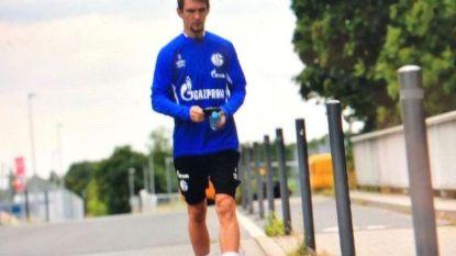 In het 'koningsblauw': Benito Raman straks ook officieel naar Schalke voor 13 miljoen euro